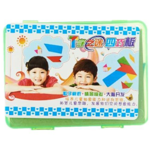 Play N Learn Mini 4 Piece Shape