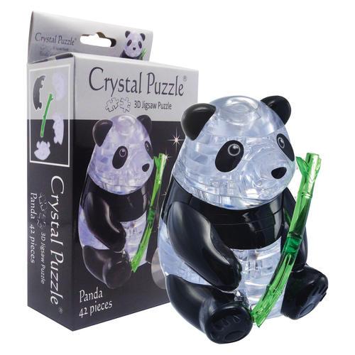 Panda 3D Crystal Puzzle