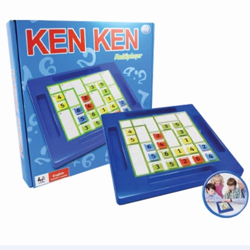 Play N Learn Maths Ken Ken Game