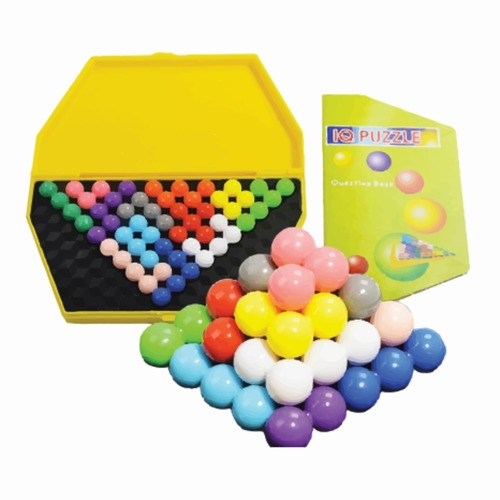 Play N Learn IQ Puzzle Beads