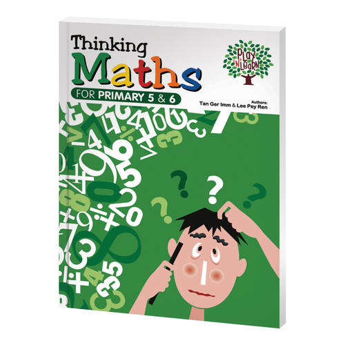 Thinking Math For Primary 5 &6