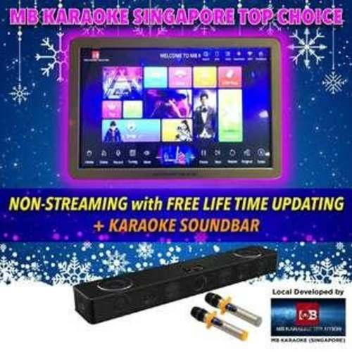 MB Full home karaoke Non touchscreen system(Free Lifetime update-2 years warranty )