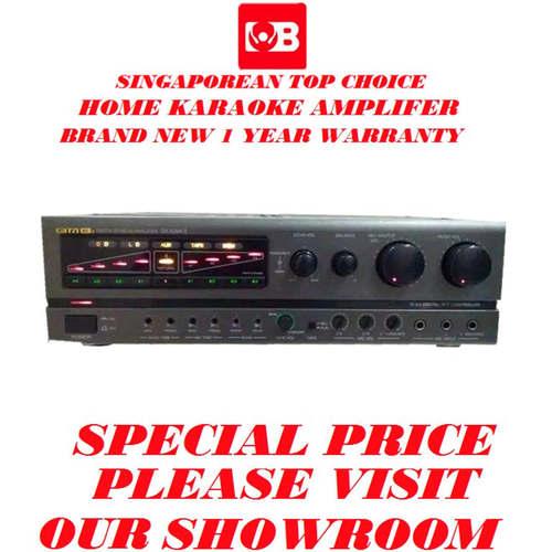BMB Karaoke Amplifer Dax-2MK2