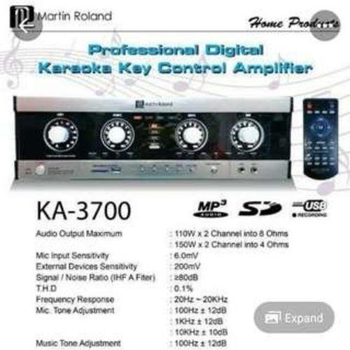 Martin Roland digital key control amp KA-3700B