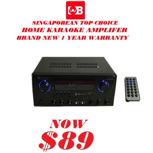Martin Roland Karaoke Amplifer OVC-2860