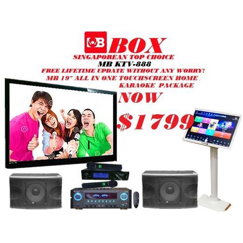 Full karaoke system Now offer at 1799