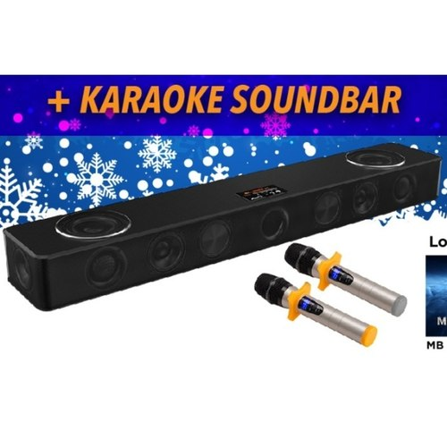 MB Home karaoke HIGH-END soundbar(300W)