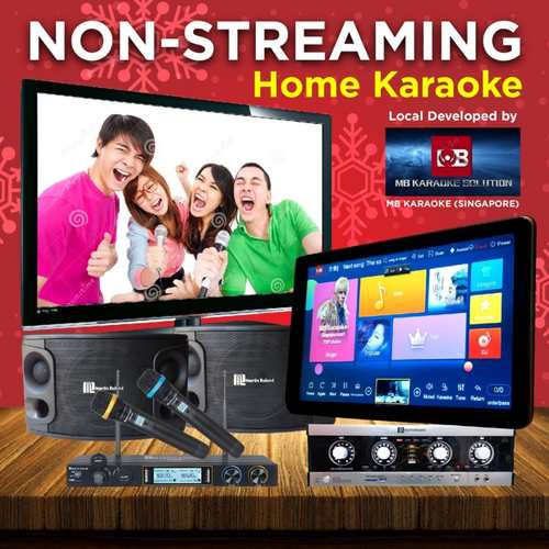 MB Home Karaoke(free lifetime update 2 years warranty )