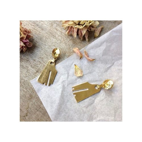 Hawa Cut Earrings