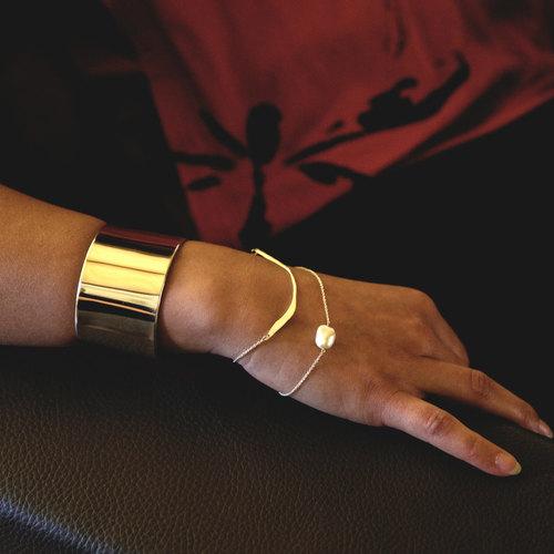 Cutout Bracelet