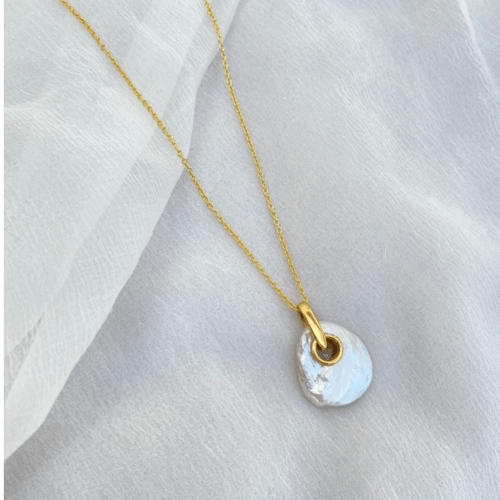 Soul Pearl Necklace