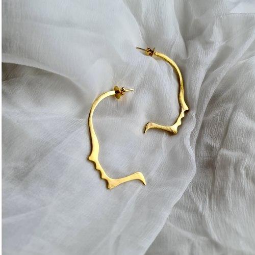 Silhouette Earrings