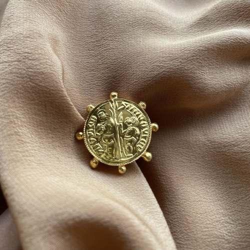 Radha Krishna Ring