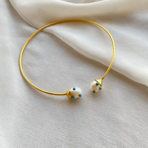 Sufi- Fresh water pearl Hasli