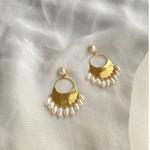 Noor Pearl Earrings