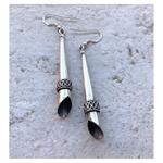 Pipe Earrings