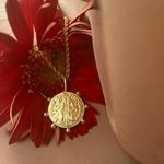 Radha - Krishna Pendant