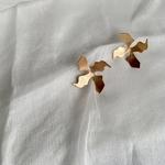 LadyDay Earrings - Rose Gold