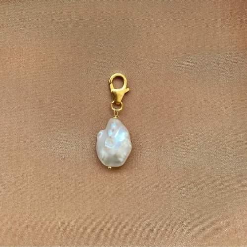 Detachable Pearl Charm