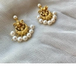 Chaand Phool Earrings
