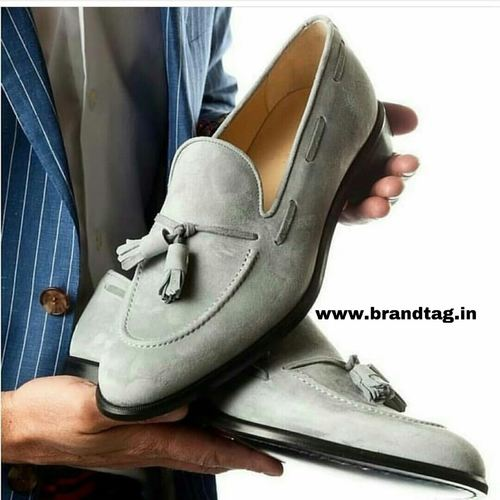Handcrafted Genuine Leather Shoes for men !