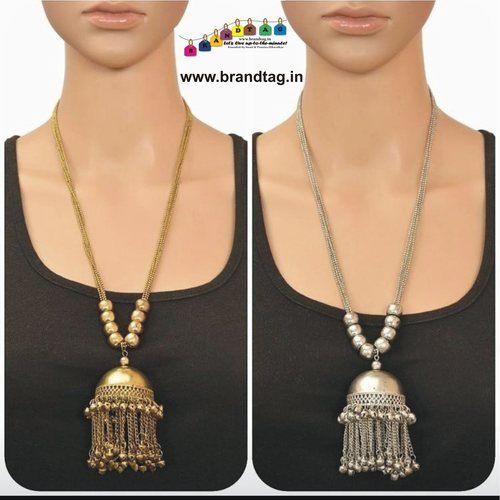 Christmas Collection !! Captivating Long Neck piece !!