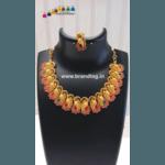 ~~~*Diwali Collection*~~Striking Golden Necklace sets!!!