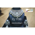 Special Eid Collection!! Sparkling Stones Necklace Sets!