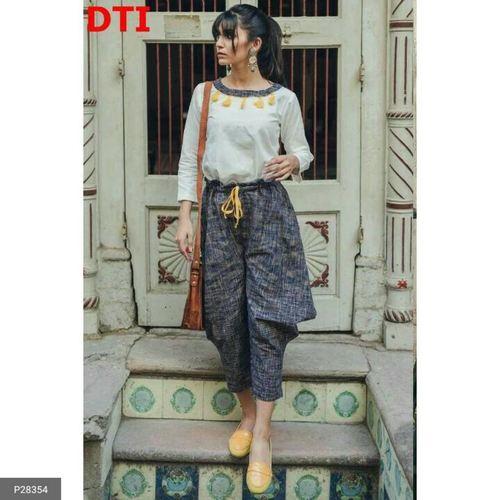 Swadeshi Khadi Designer wear for women !