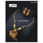 Special Ganesh Festival Collection .Love Birds Necklace set!
