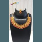 Diwali Collection - Striking Golden Necklace!