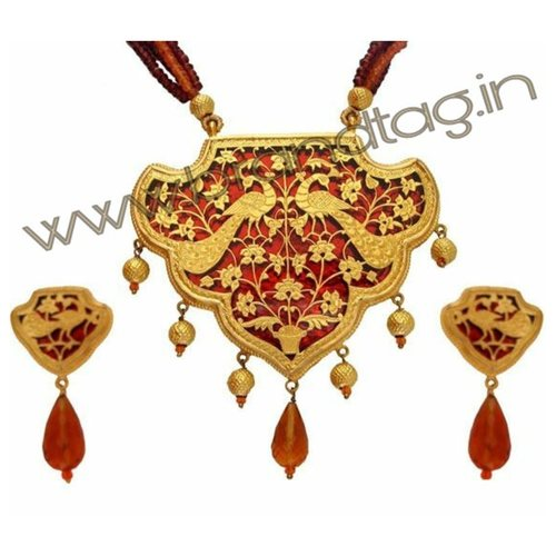 Royal Original Authentic Thew Art Jewellery  set for women !