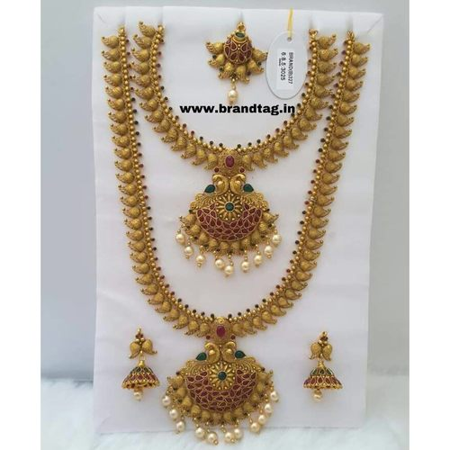 BrandTag's Kalavati Necklace set !