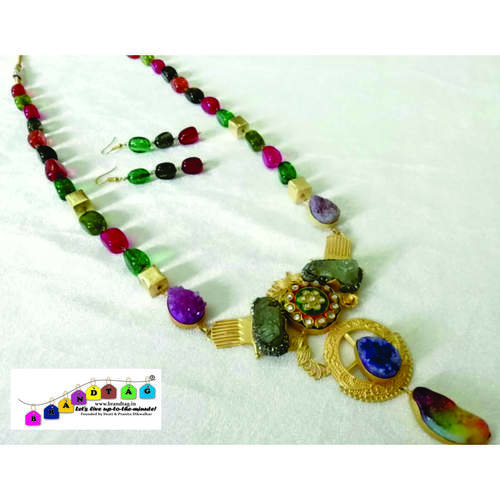 Christmas and New Year Collection - BrandTag's Fusion Necklace set