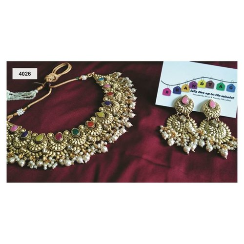 BrandTag's Maithili Necklace set !