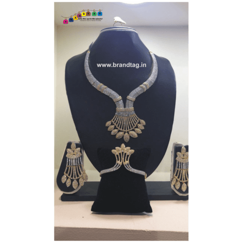 Special Eid Collection!! Contemporary Diamonds Necklace Sets!