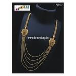 Golden Necklace Set !