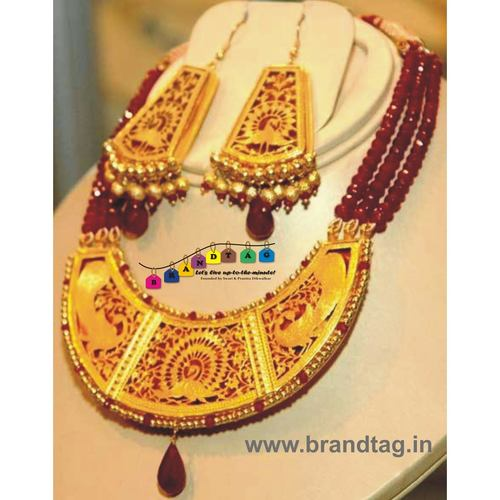 Authentic Original Thewa  Necklace set!