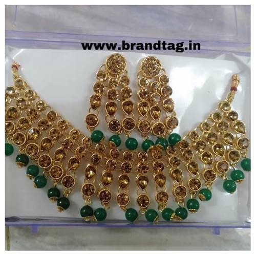 BrandTag's Aashika Necklace set !