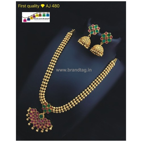 Royal Golden Necklace set!