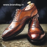 Handmade Genuine Leather Shoes for men!