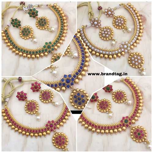 BrandTag's Siddhika Necklace set for women !