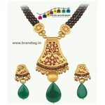 Authentic Oringinal Thewa Necklace set!