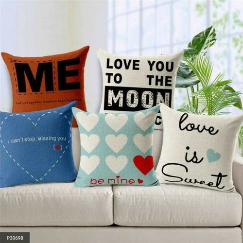 Super cool Jute Cushion Covers