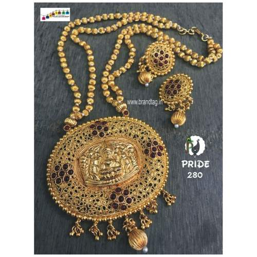 Exclusive Diwali Collection - Golden Lakshmi Mohan Maal!