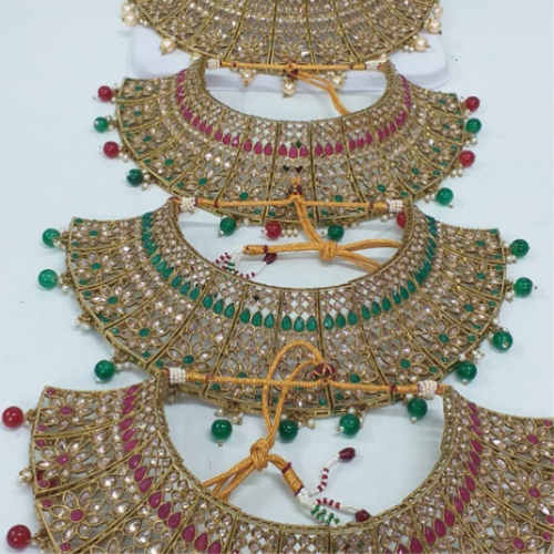 BrandTag's Chandrakanta Necklace set !