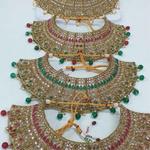 BrandTag's Chandrakanta Necklace set !