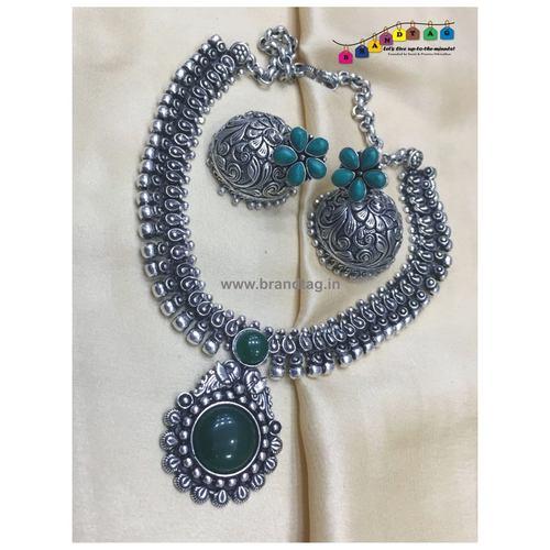 Beautiful Oxidized Necklace set!