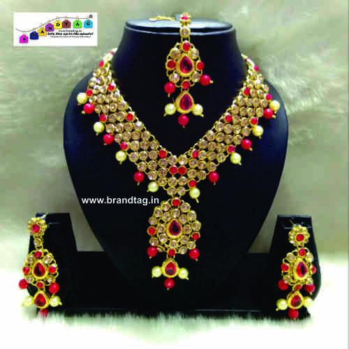 BrandTag's Sameedha Necklace set for women