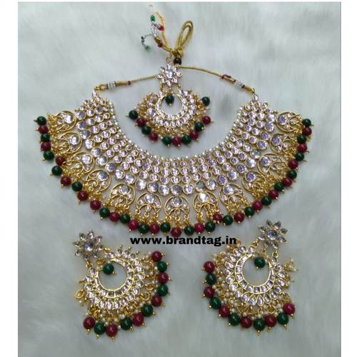 BrandTag's Geetanjali Necklace set